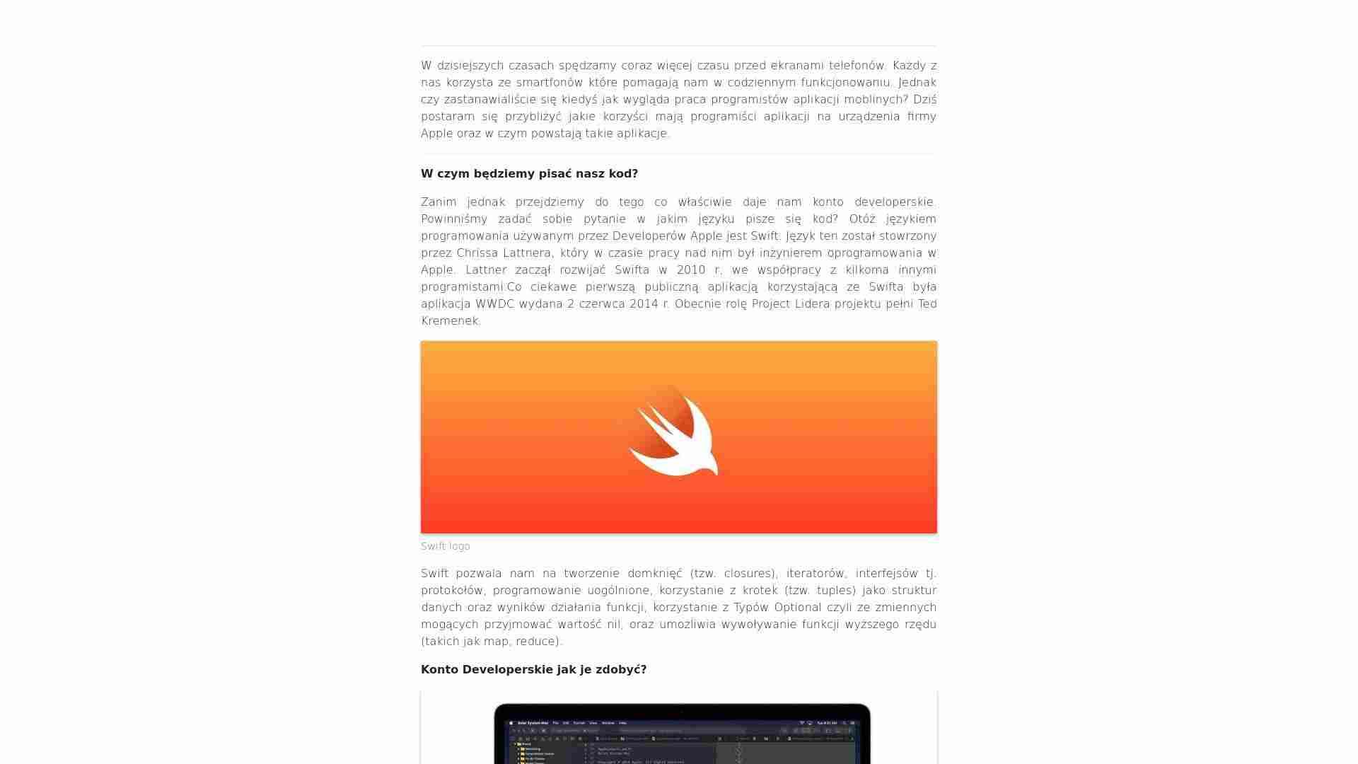Apple Dev-Art