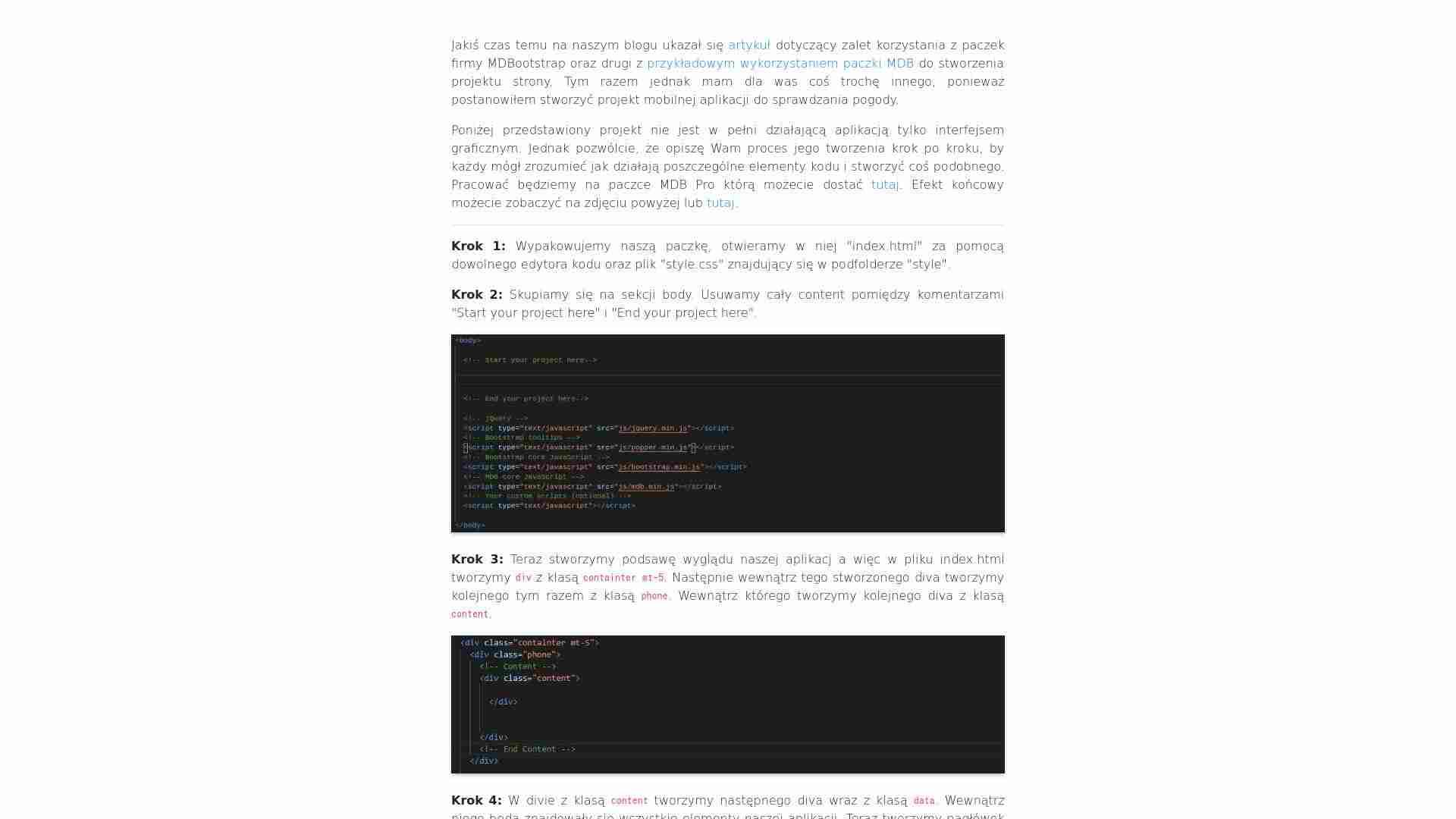 Weather App UI Design-article