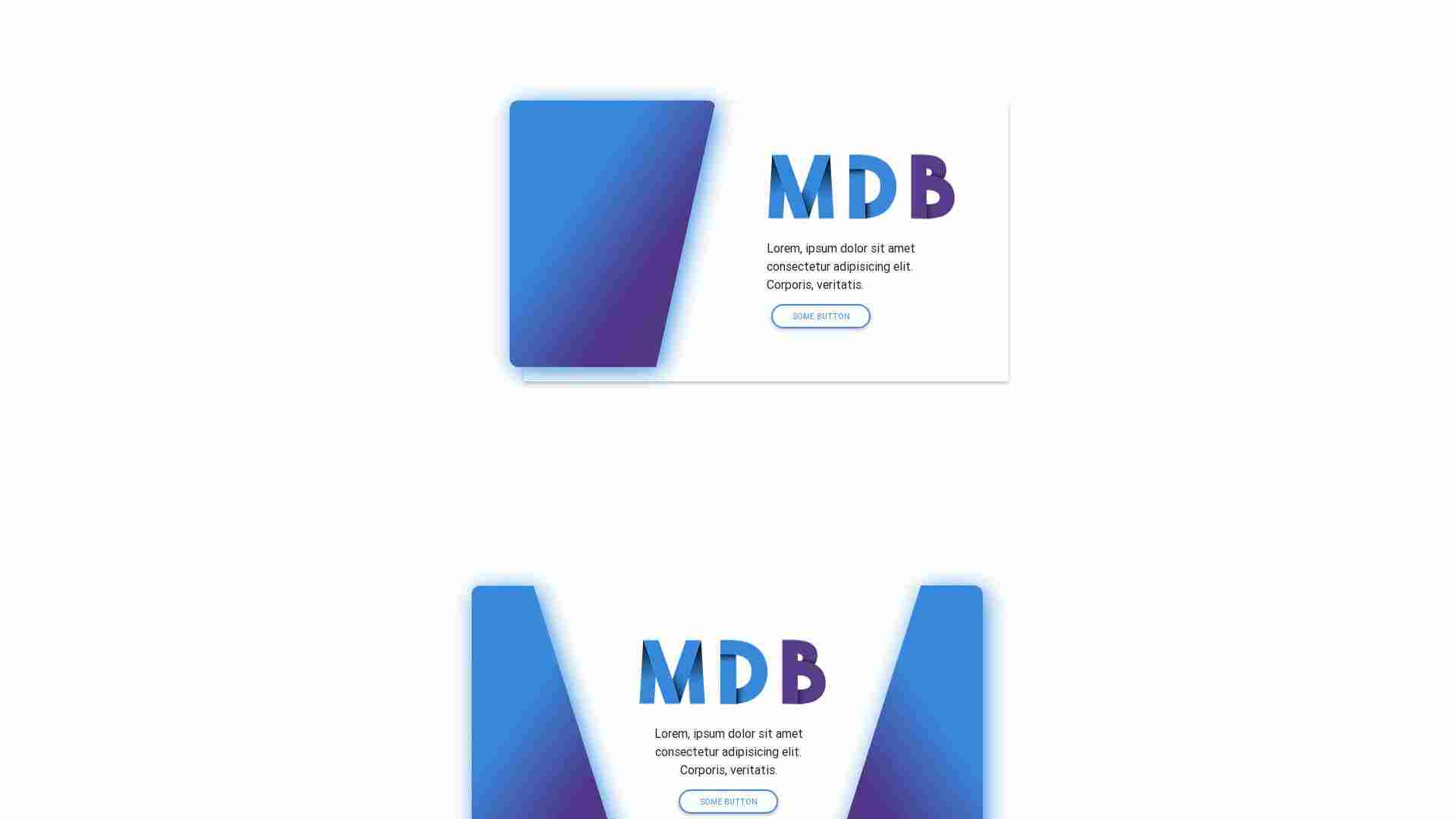 MDB cards - MDB ideas