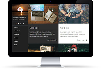 Mockup - Material Design for WordPress theme