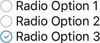 iOS radio