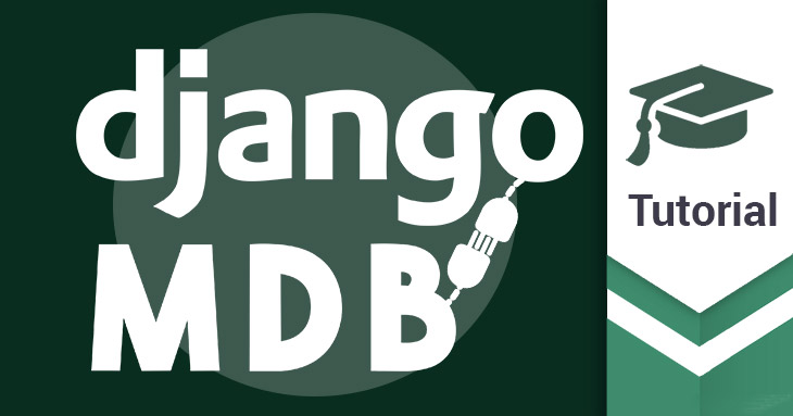 How to integrate MDBootstrap with Django?