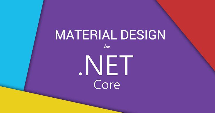 MDB & .NET Core