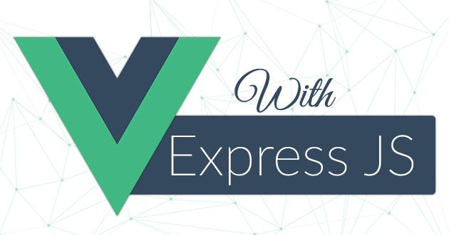 MDB Vue with Express.js