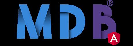 MDBootstrap Angular