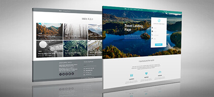 Material Design for Bootstrap Gallery