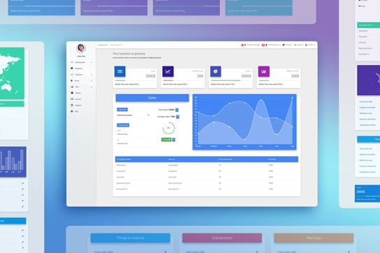 MDB Coulinary Portfolio Template