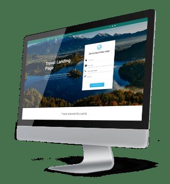 MDB website displayed on desktop