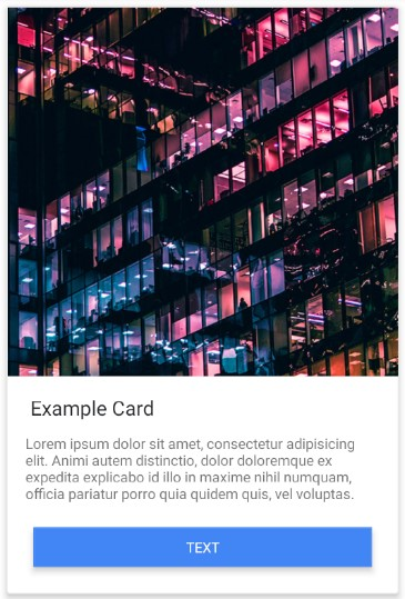 Android cards