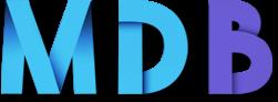 Transparent MDB Logo