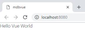 Hello World Preview