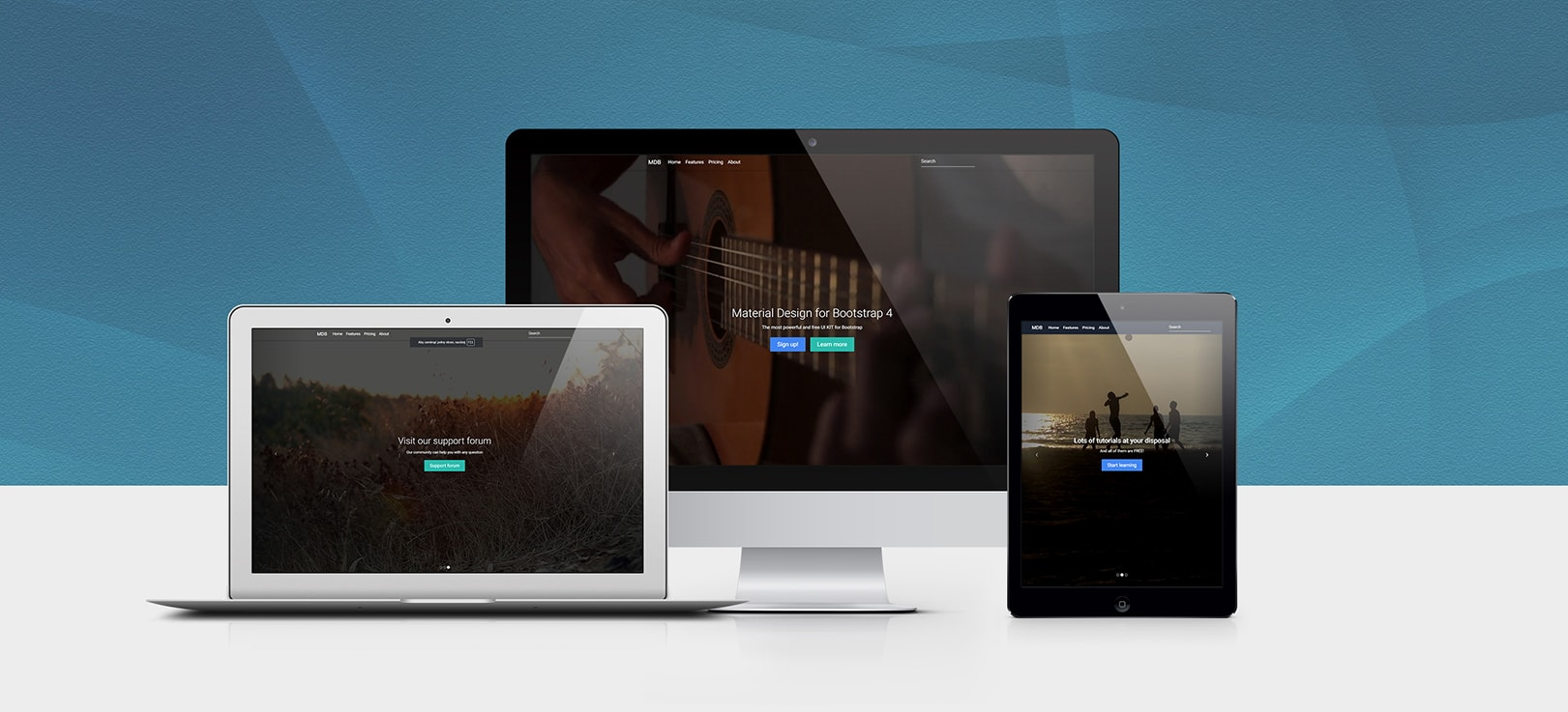 Video Carousel Template