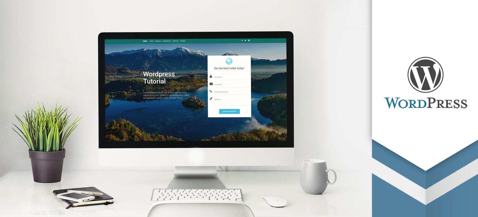 MDB WordPress Tutorial