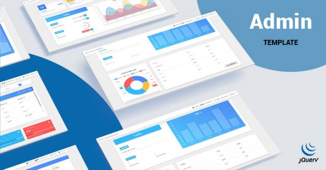 MD Bootstrap Admin Template