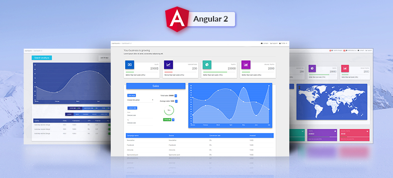 angular css  bootstrap 4  material design example