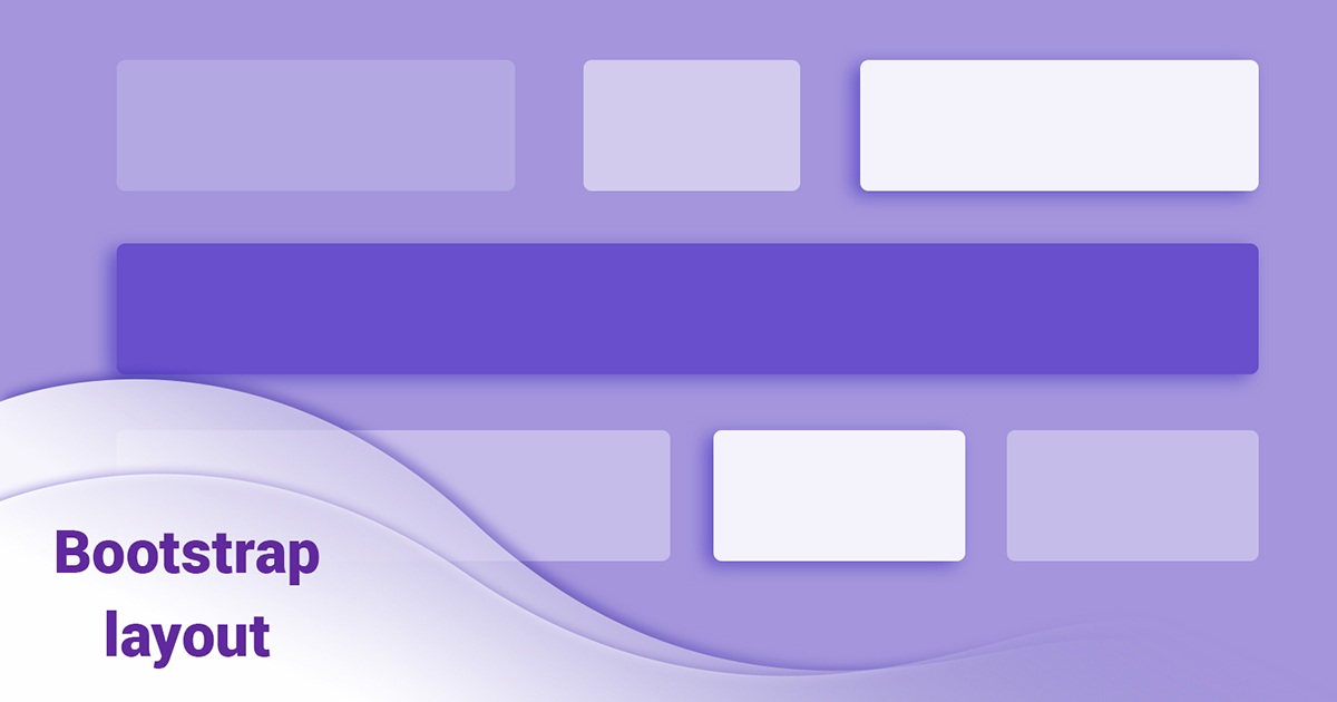 React Layout - Bootstrap 4 & Material Design  Examples & tutorial