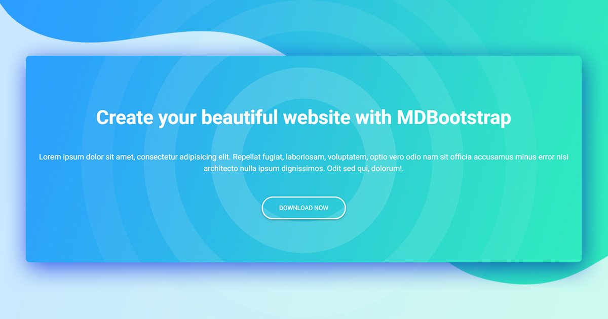Bootstrap Jumbotron Examples Amp Tutorial Basic