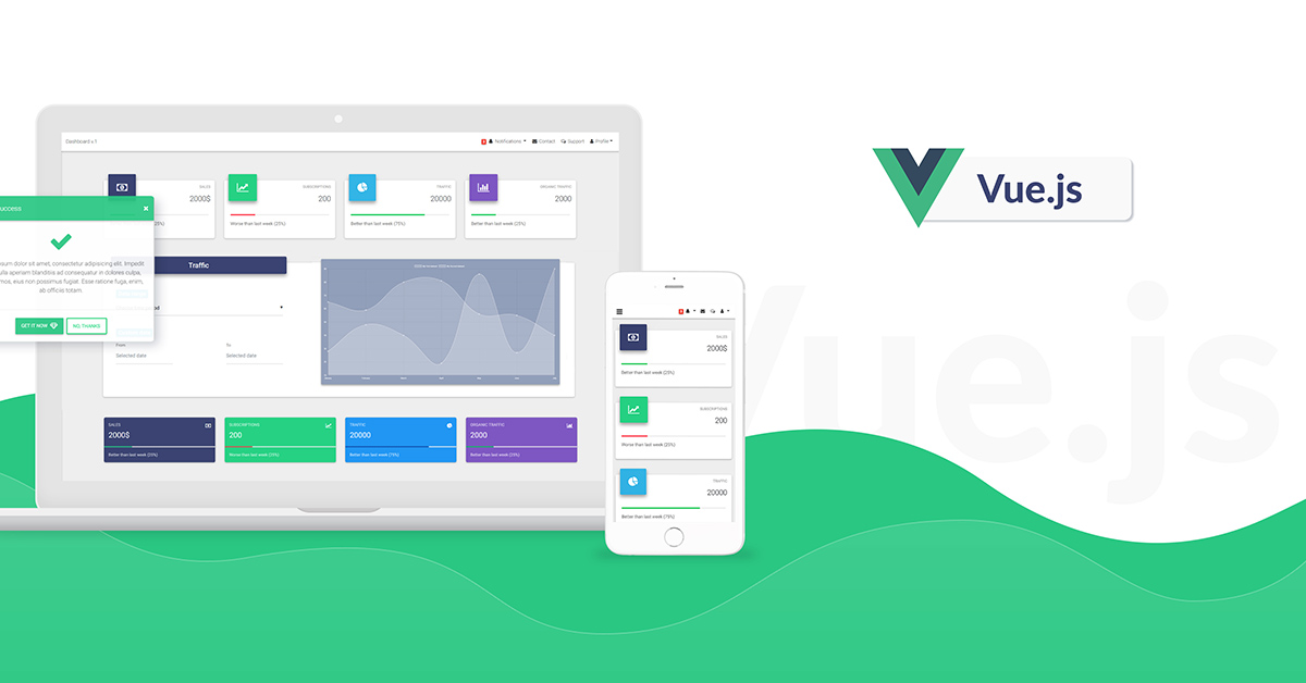 Vue Popovers - Bootstrap 4 & Material Design  Examples & tutorial