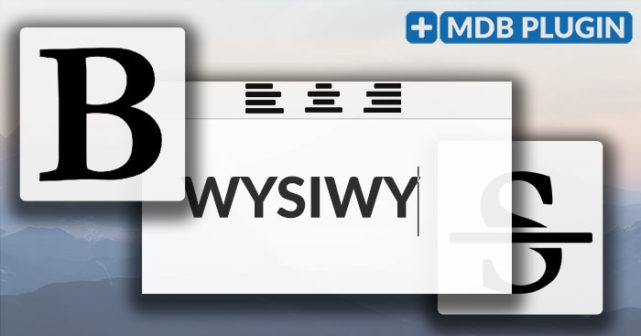 Super Bundle: MDB PRO + All Plugins + All Templates 60% OFF (jQuery version)