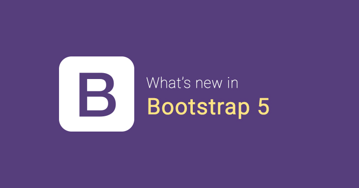 Bootstrap is back with a brand new alpha release of Bootstrap 5!