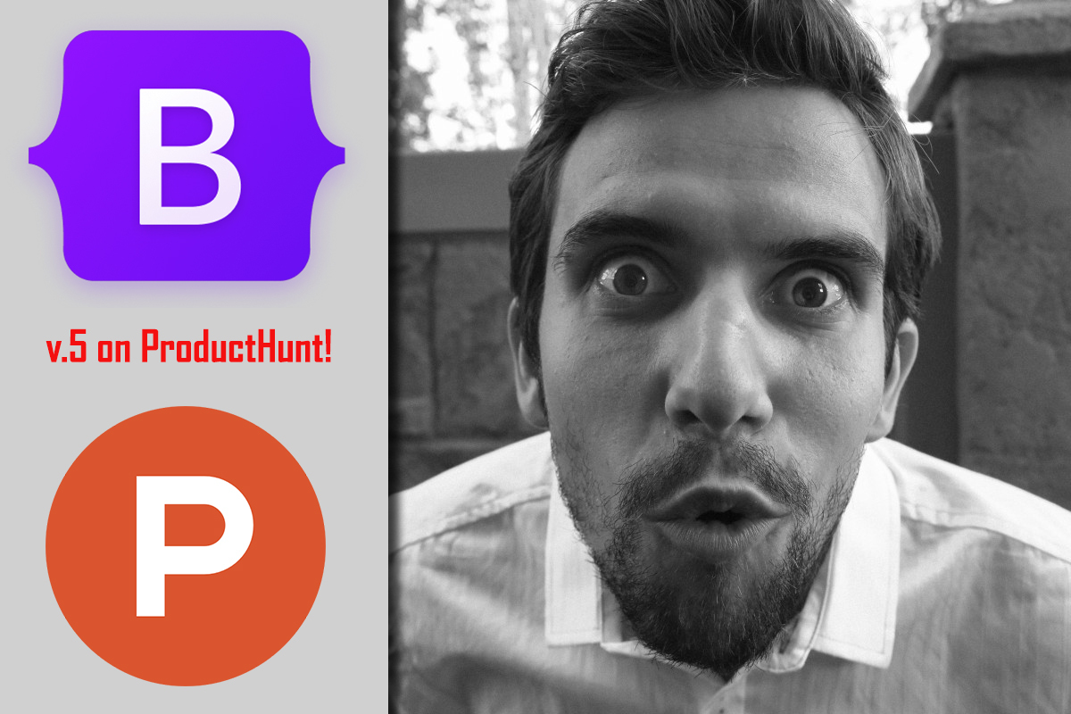 Bootstrap 5 Alpha on Product Hunt