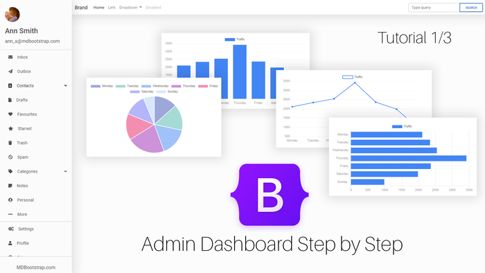 Admin Dashboard Tutorial